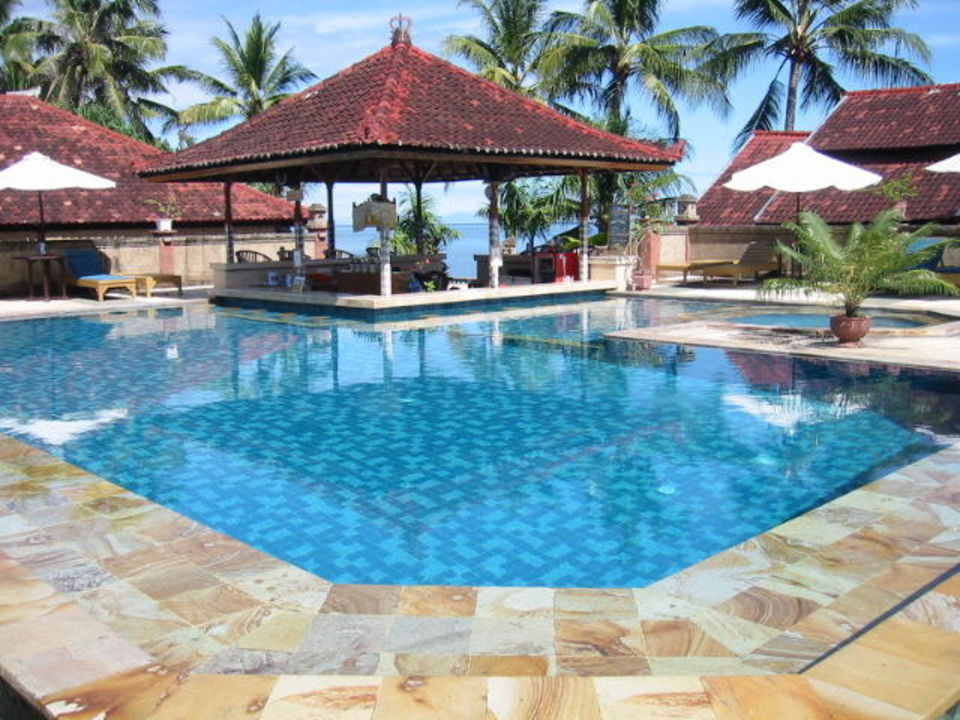 Adiya Hotel in Lovina Bali Aditya Beach Resort Lovina