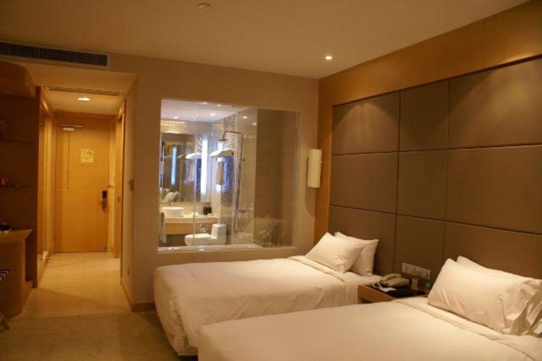 Zimmer Dorsett Regency Hotel Wuhan