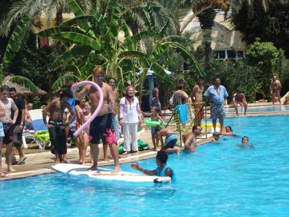 Animacje dzienne Hotel Hammamet Azur Plaza