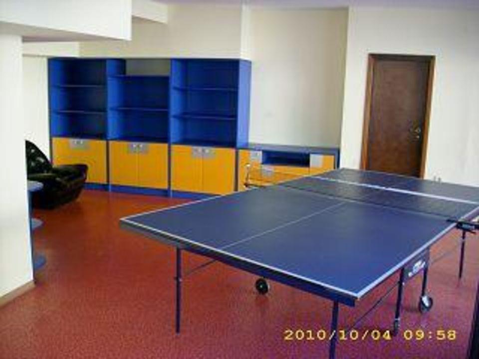 Tischtennisraum Hotel Grifid Bolero