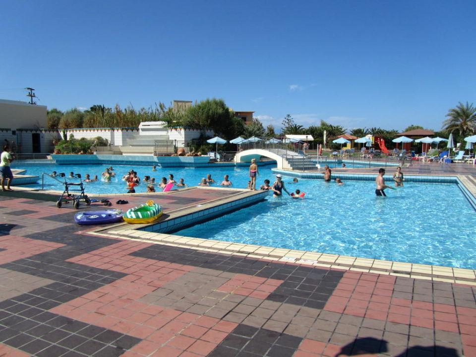 Superschön mit Salzwasserpool Creta Star Hotel Adults only
