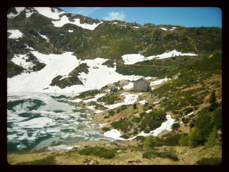Il bellissimo lago di Erdemolo! Energy Hotel