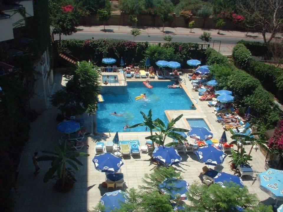 Pool Hotel Grand Zaman Beach