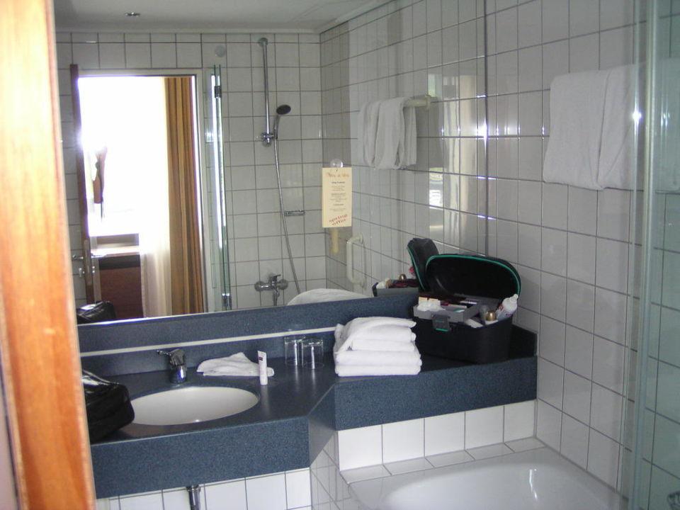 Hotel Mercure Trier - Badezimmer\