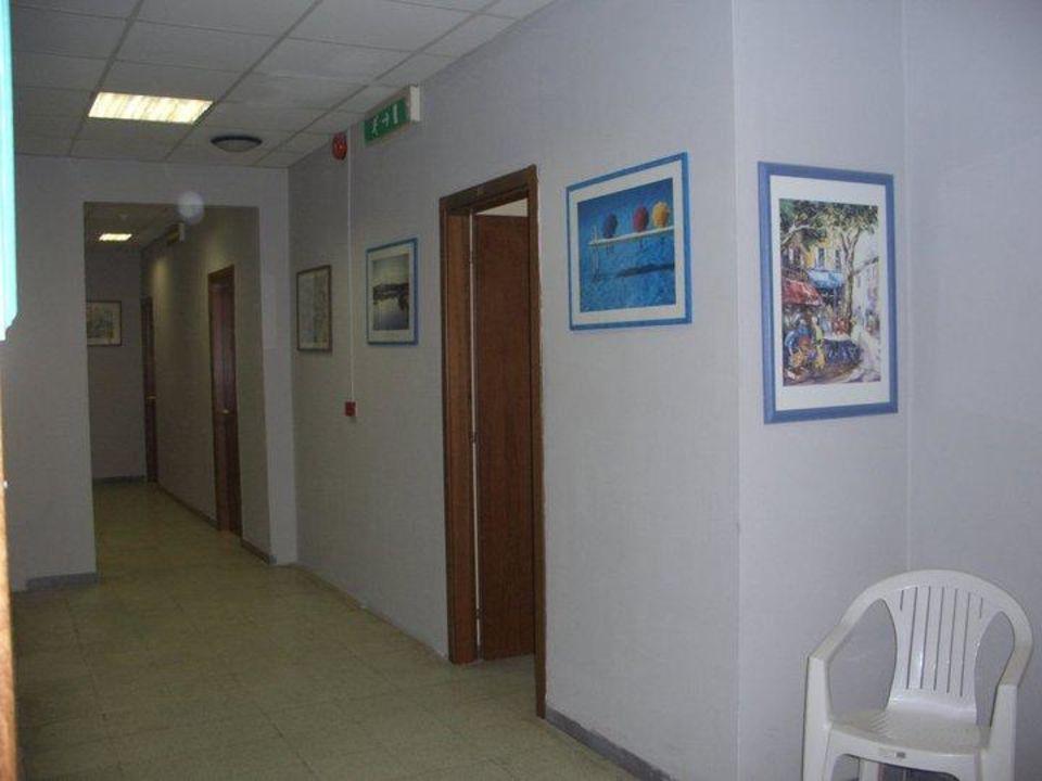 Flur Hotel Torre Marinier