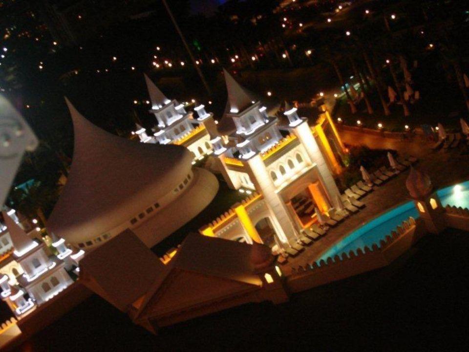 Ausblick auf den Spa Bereich Kamelya Collection Hotel Fulya