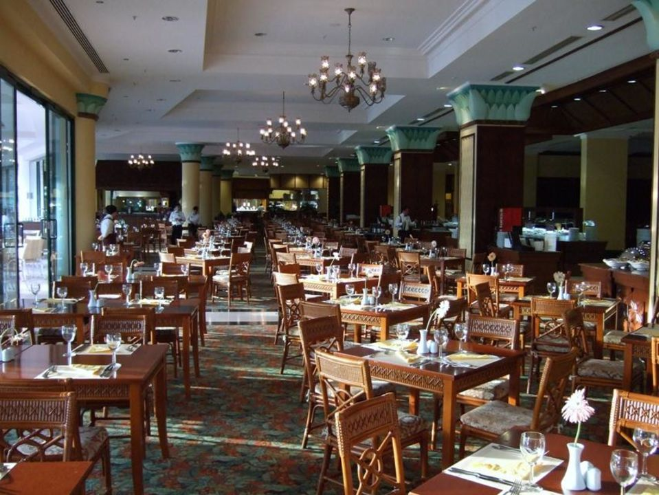 Main Restaurant IC Hotels Green Palace