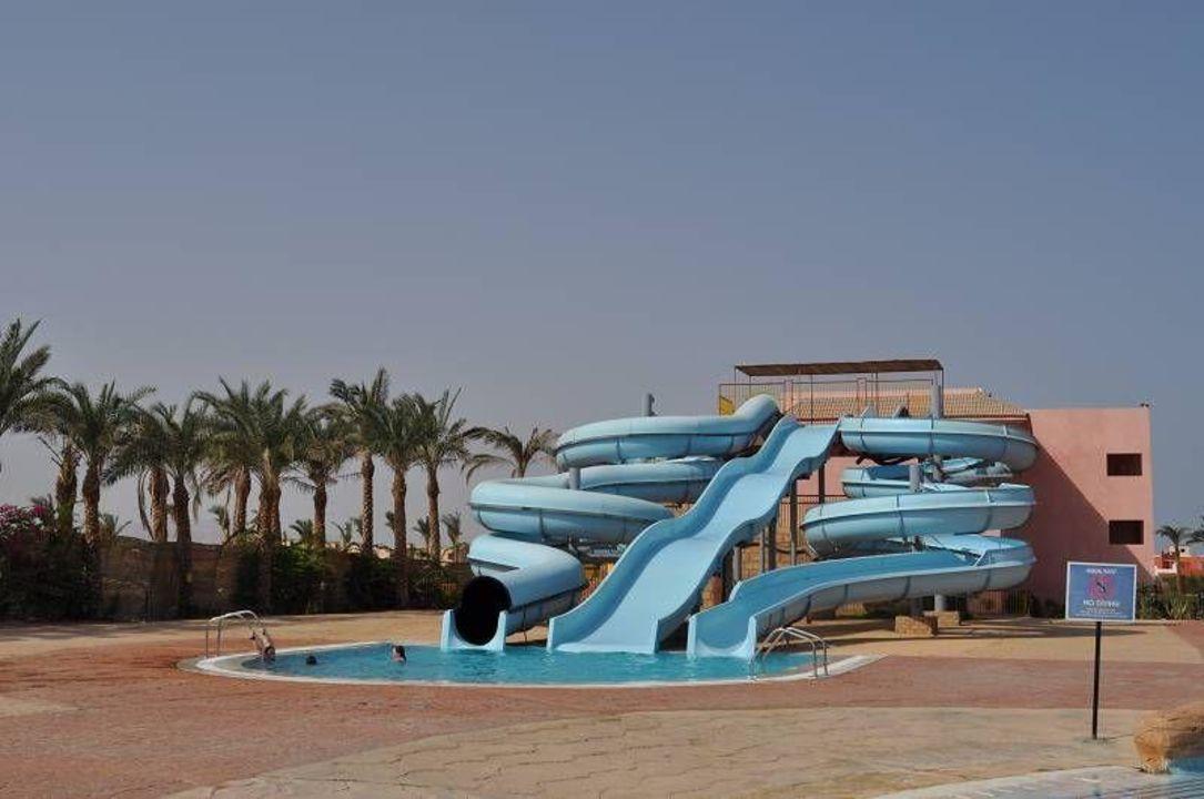 Zjeżdżalnia Parrotel Aqua Park Resort