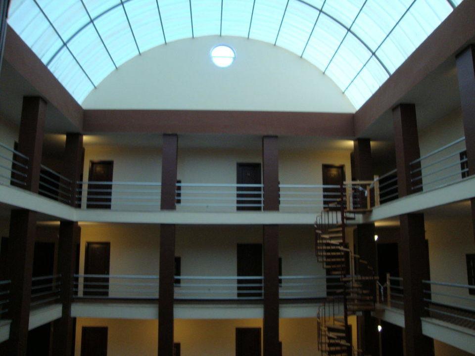 Stiegenhaus Hotel Nerton