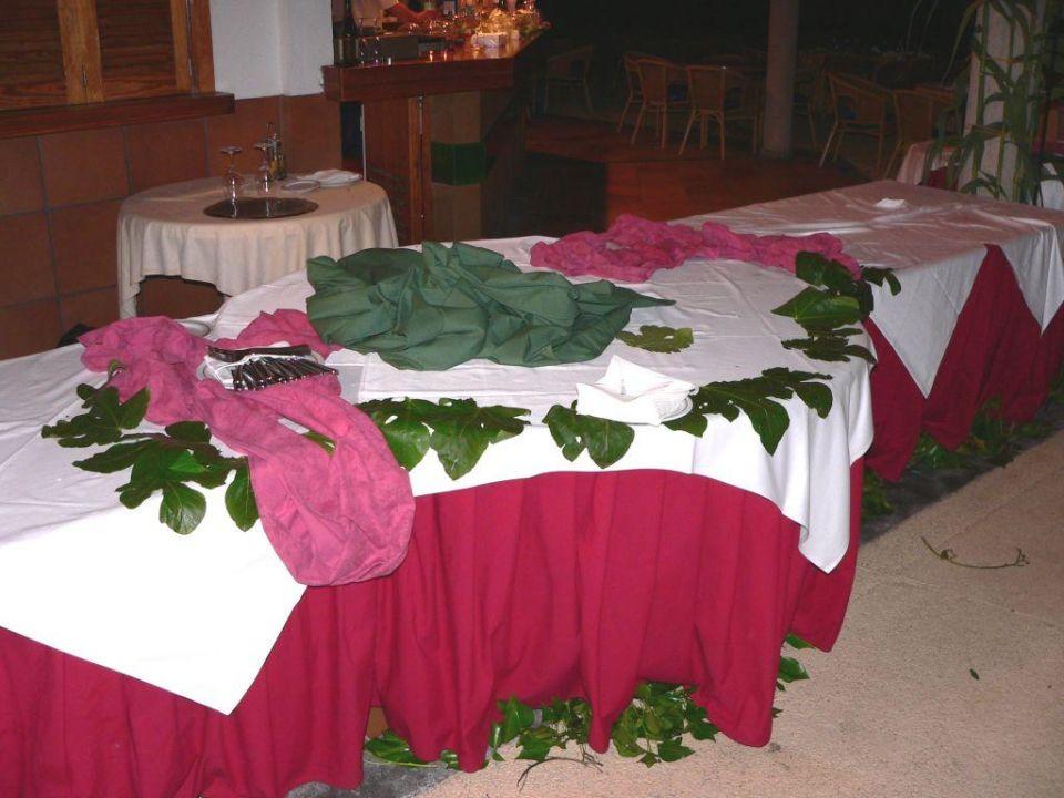 Die Party ist vorbei. Hotel Exagon Park