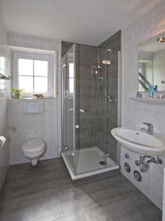 Dusche / WC Apartmentanlage Lancken-Granitz