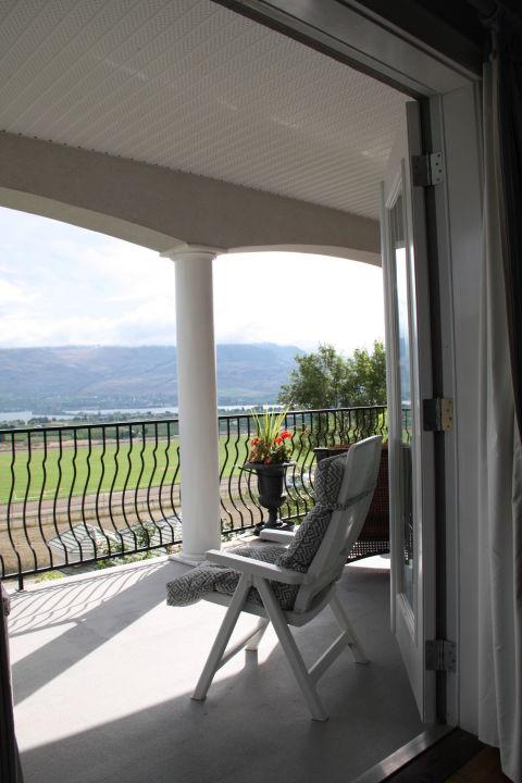 Balkon B&B The Spare Room