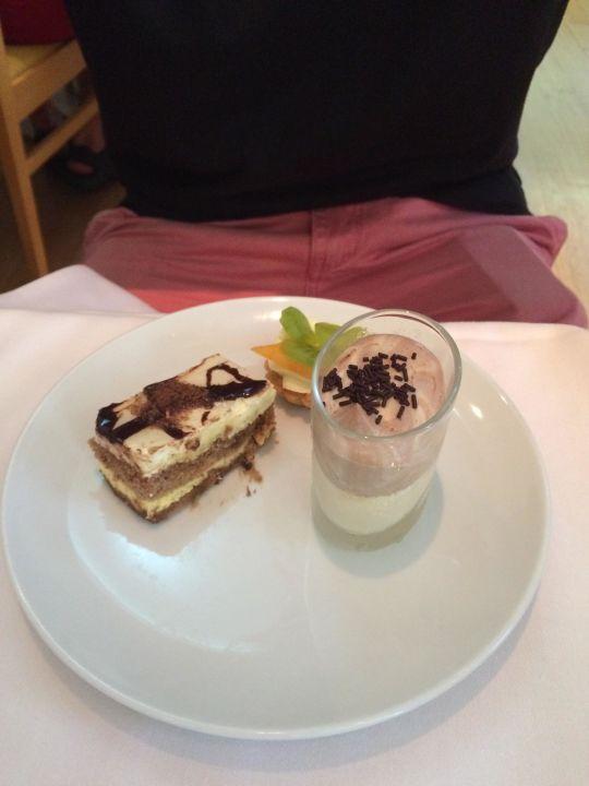 Dessert am Abend Hotel Astoria by OHM Group