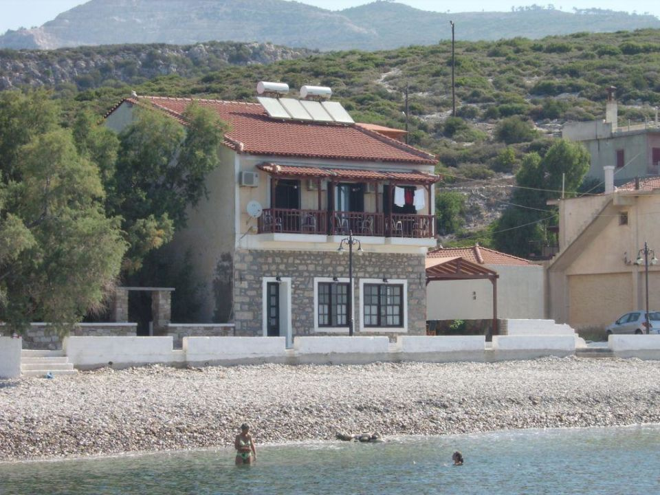 Amfilissos Hotel Balos Samos Greece Hotel Amfilissos