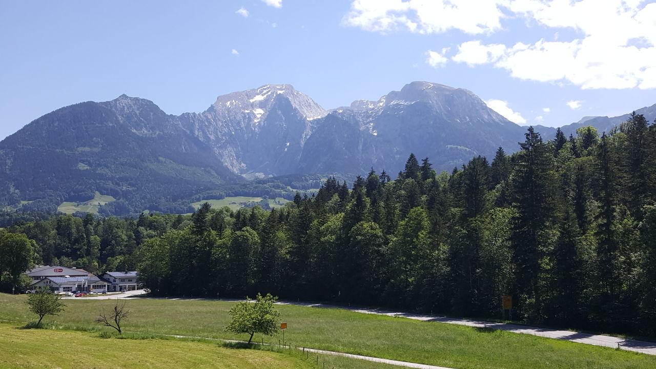 Ausblick Gästehaus Göllblick