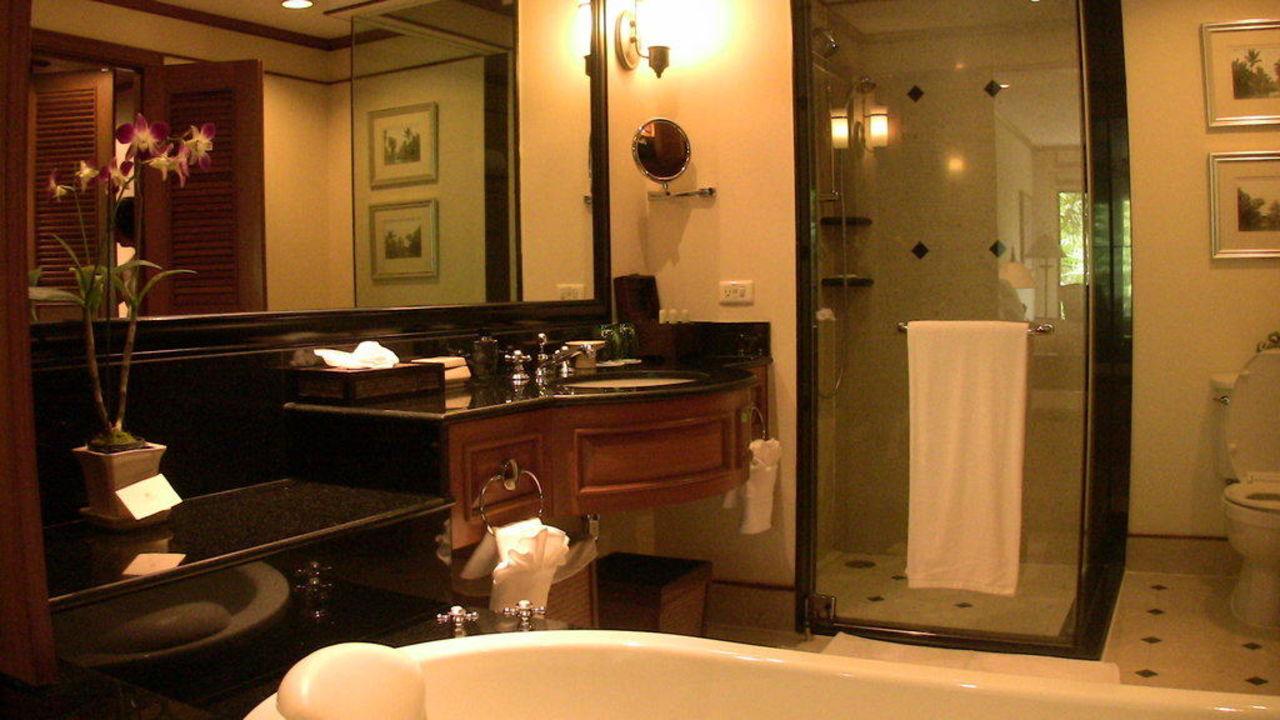 Tolles Bad JW Marriott Phuket Resort & Spa