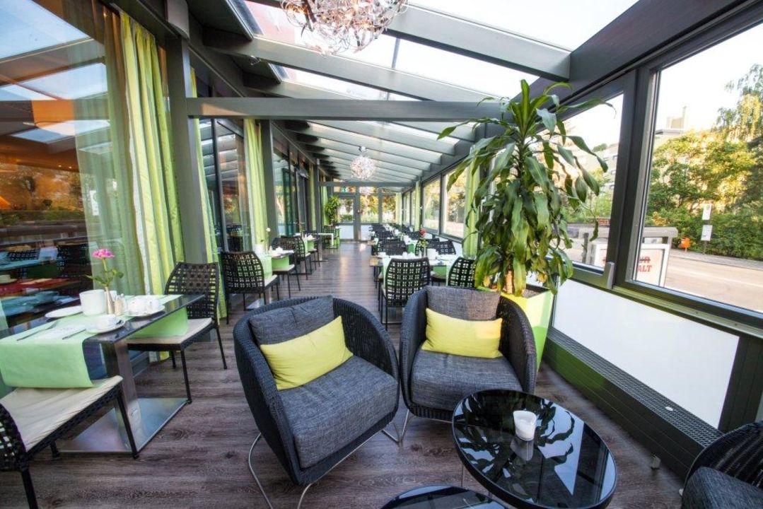 Wintergarten Lounge Novina Hotel Tillypark Nurnberg