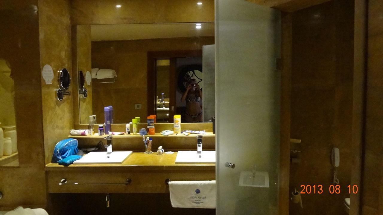"badezimmer"" sunwing waterworld makadi in makadi bay • holidaycheck, Badezimmer ideen"