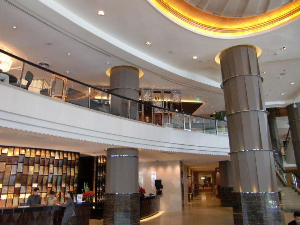 Imposante Lobby InterContinental Bangkok