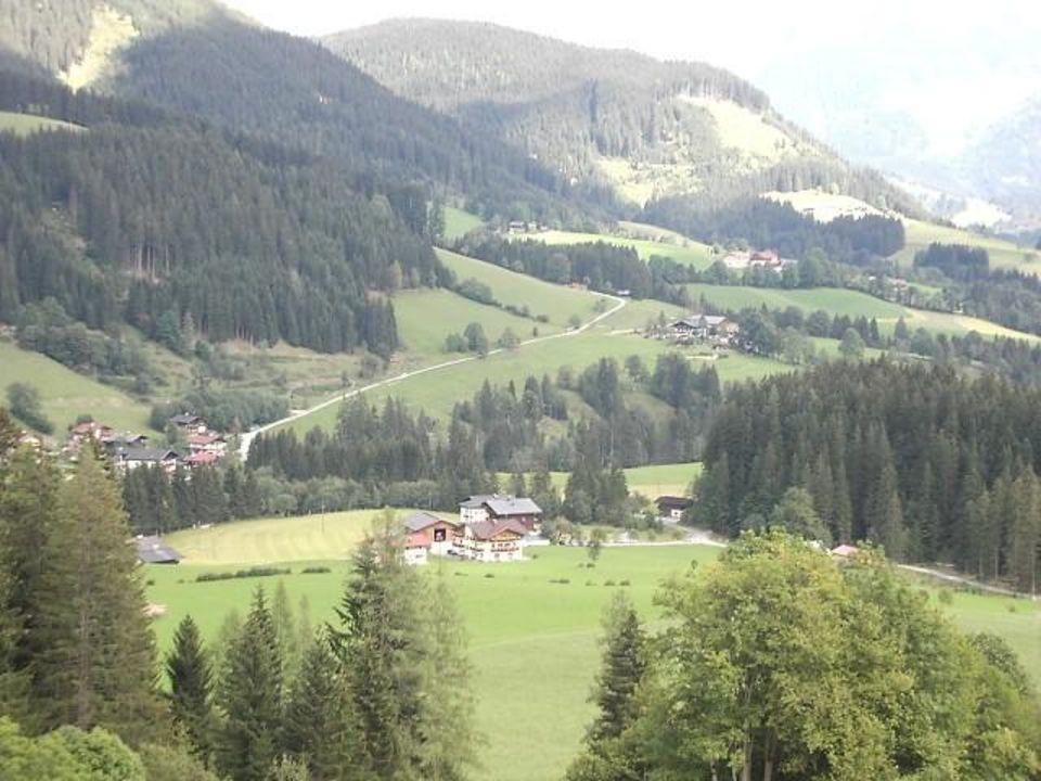 Ausblick Alpengasthof Lämmerhof