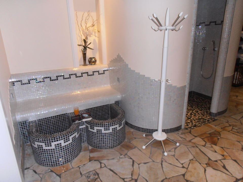 Fußbecken fußbecken im saunabereich hotel gasthof weber zachenberg