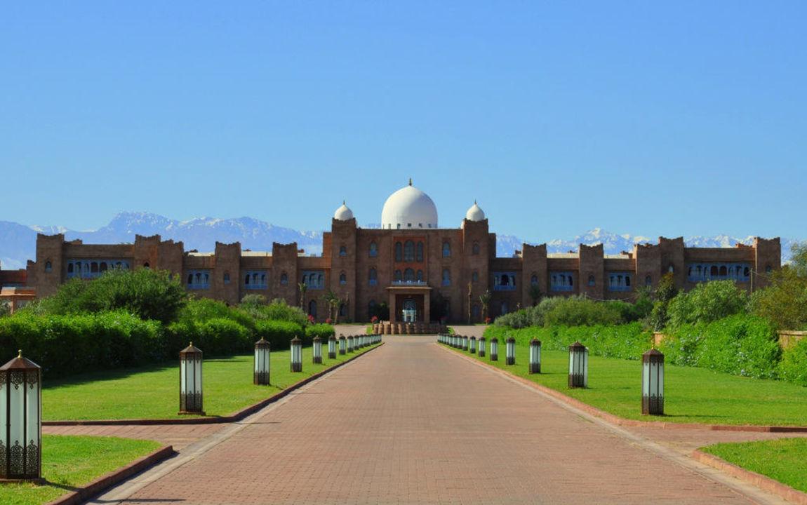Mandarin Oriental Jnan Rahma Sahara Palace Marrakech