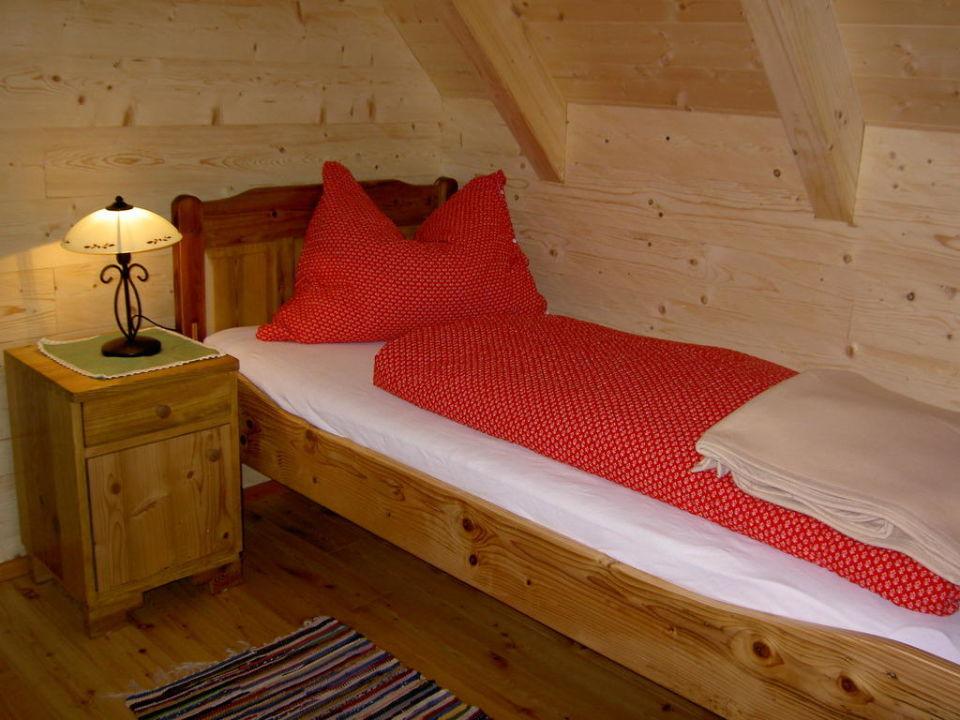 gem tliche schlafzimmer holzmeisterh tte st kathrein am offenegg holidaycheck steiermark. Black Bedroom Furniture Sets. Home Design Ideas