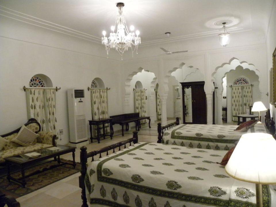 Zimmer 226 Alsisar Mahal - A Heritage Hotel
