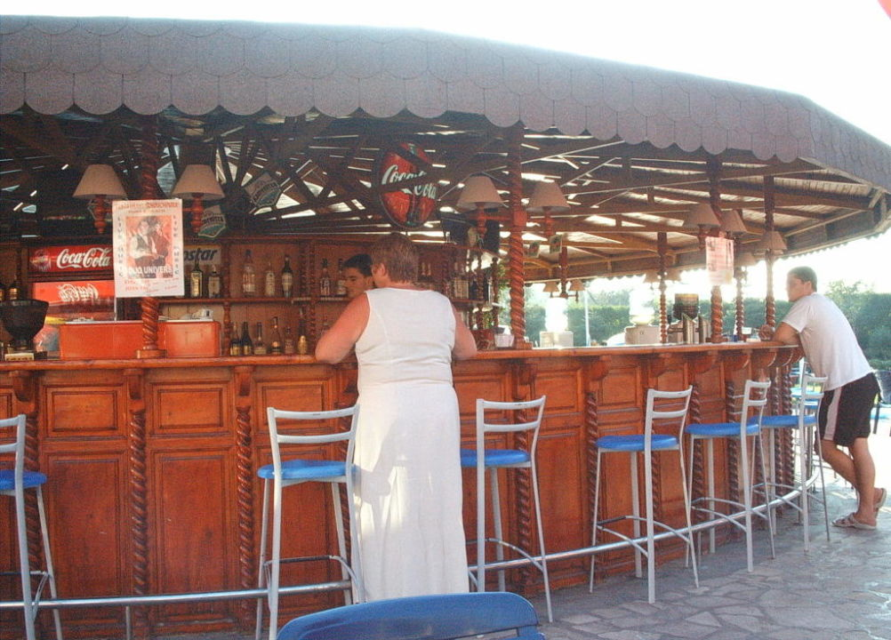 Poolbar Hotel Hrizantema