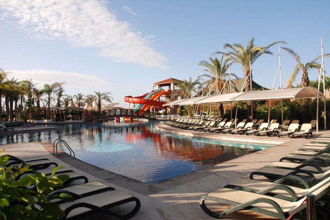 Morgens um 7 Uhr! Crystal Family Resort & Spa