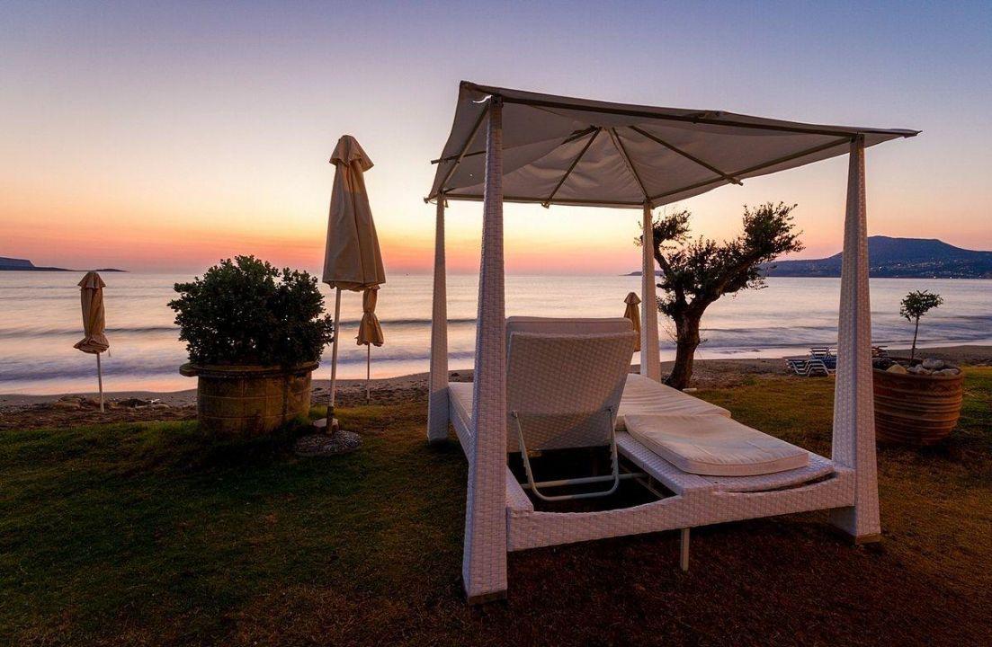 Cisza o poranku Kiani Beach Resort Family All Inclusive