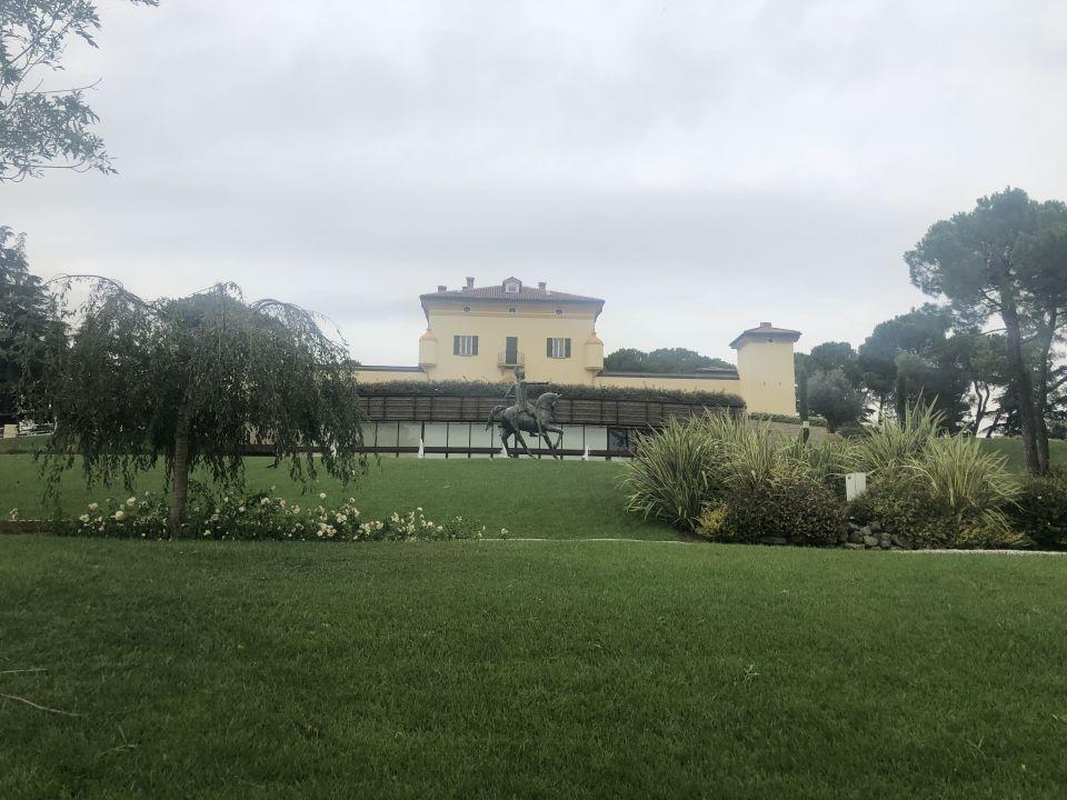 Außenansicht Palazzo Varignana Resort & Spa