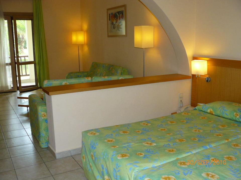 Room Hotel Paradise Side Beach  (Vorgänger-Hotel – existiert nicht mehr)