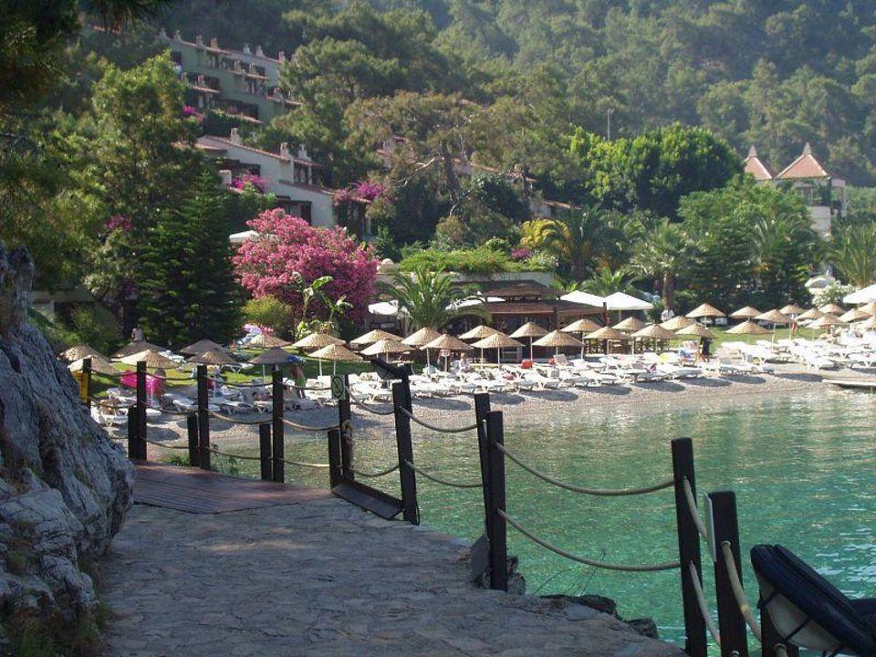 Hotelstrand Hillside Beach Club