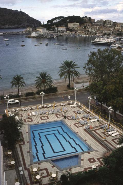 Pool - Hotel Eden, Puerto de Soller Hotel Eden