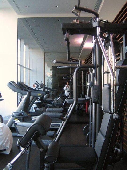Fitnessraum Hotel Roomers