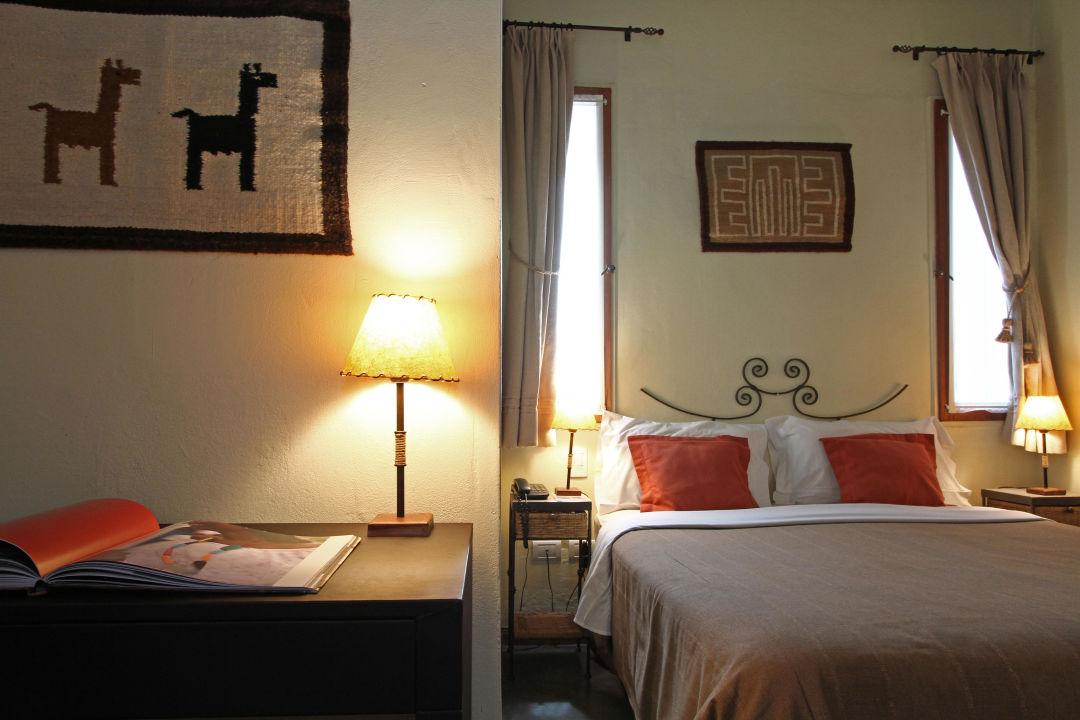Habitación King Interna Art Hotel