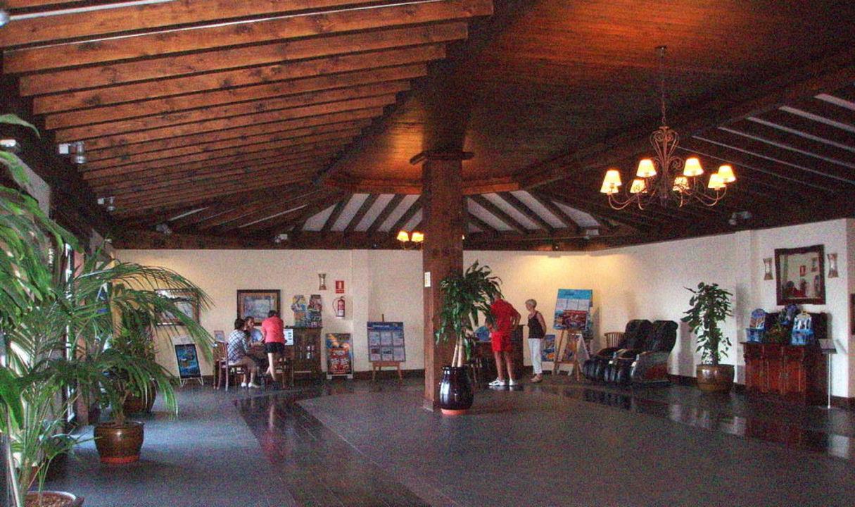 Blick in die Lobby TUI KIDS CLUB Isabel