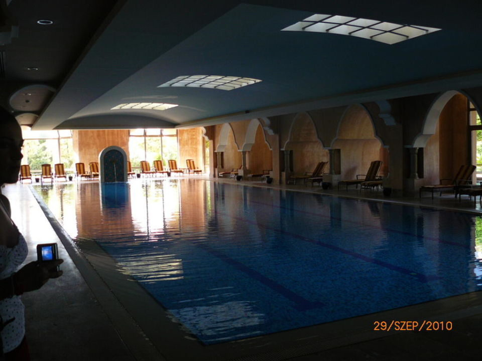 Indoor pool Spice Hotel & Spa