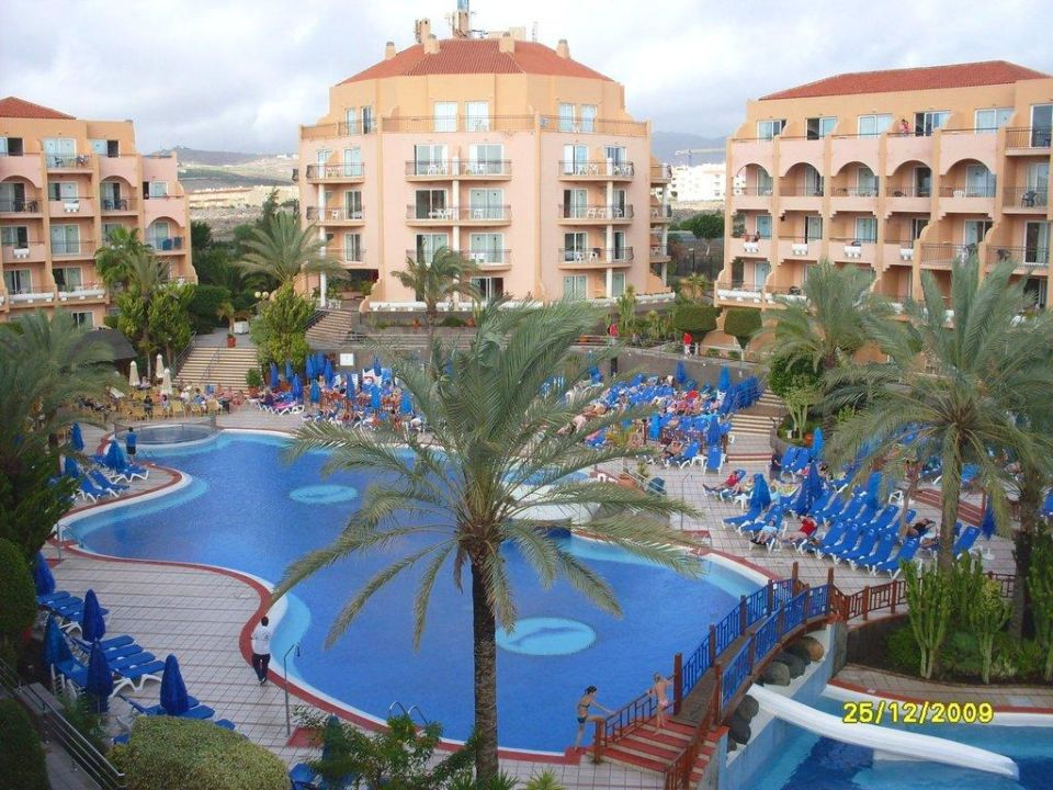 Poolanlage Hotel Mirador Maspalomas Dunas