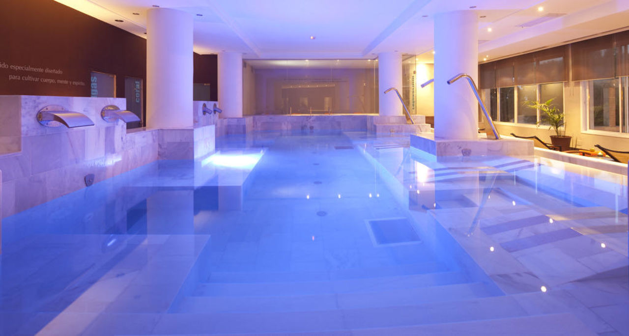Hallenbad Hotel Coronado Thalasso & Spa