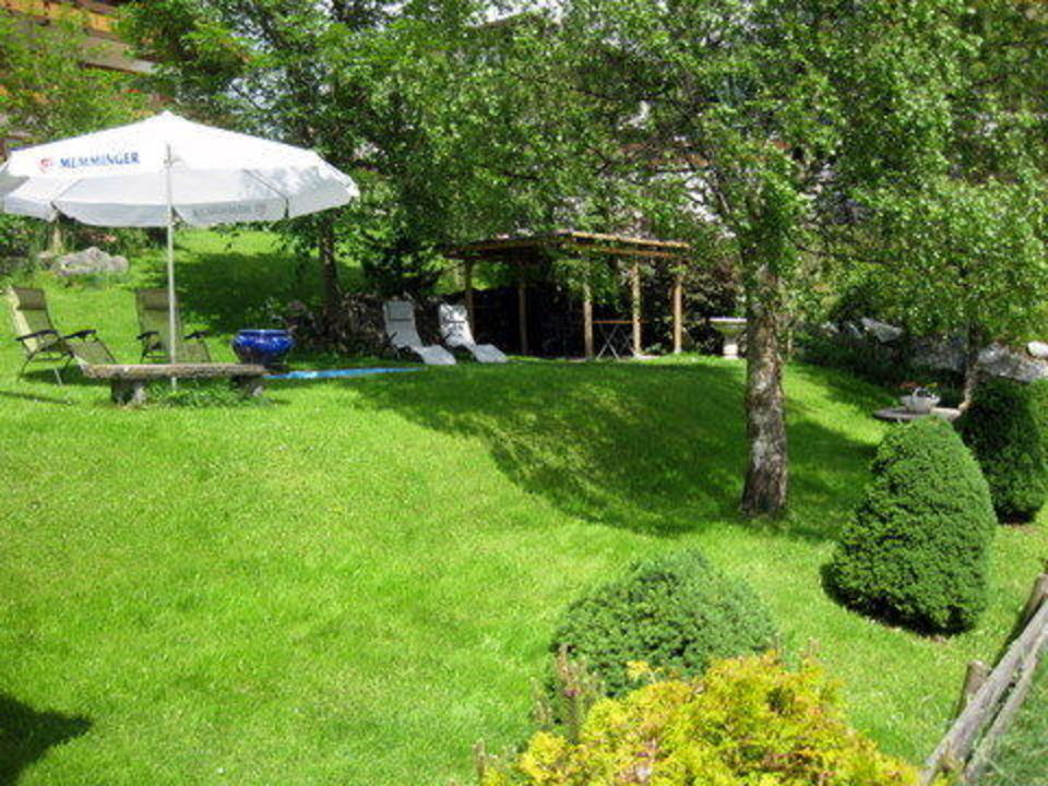 Over tuin guesthouse