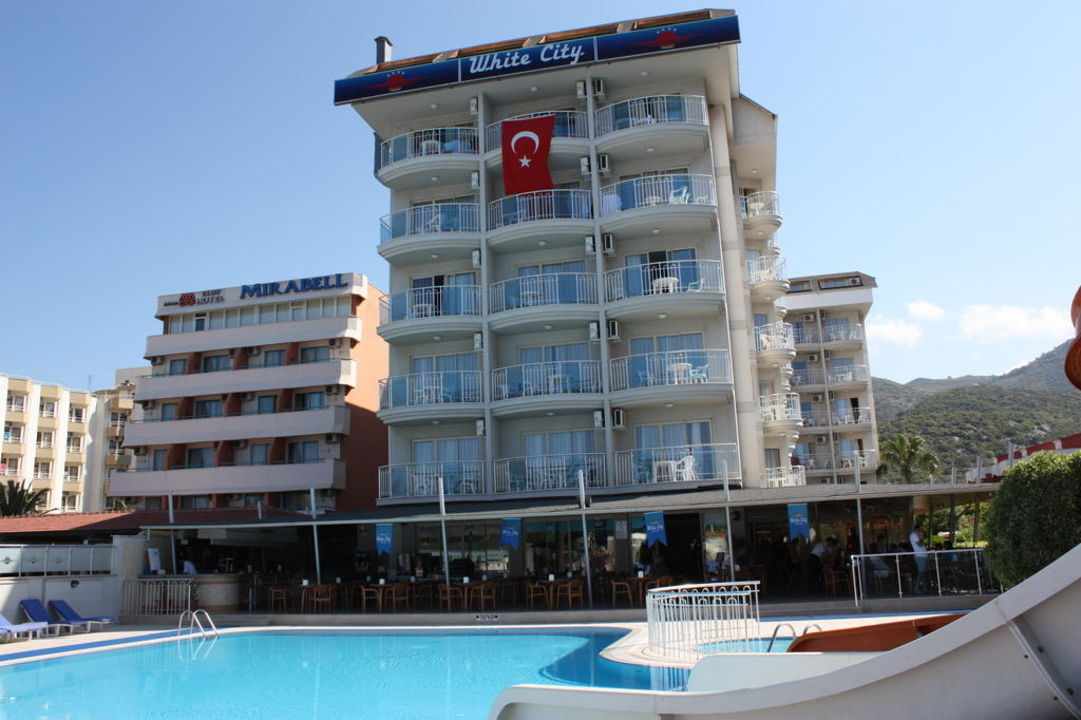 Hotel White City Beach White City Beach Hotel
