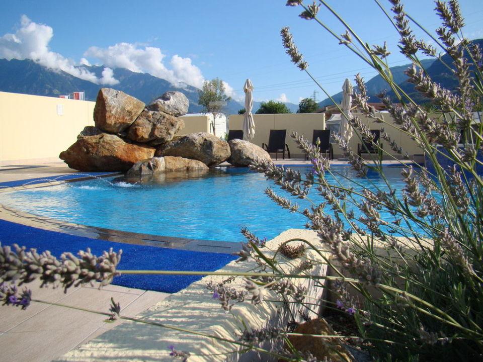 Pool Landschaft Schlosshof Resort - Charme Hotel