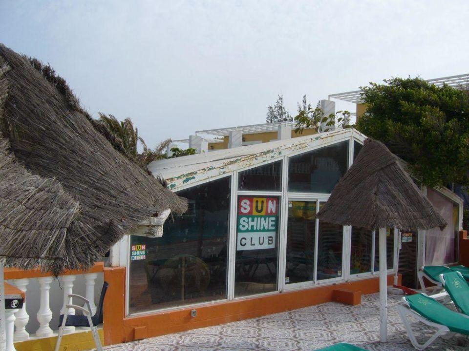 Poolanlage Hotel Caleta del Sol (geschlossen)