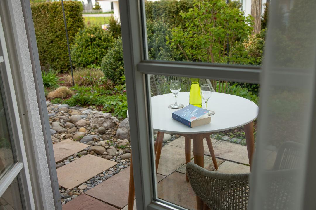 Gartenanlage Hotel Alpenkönig