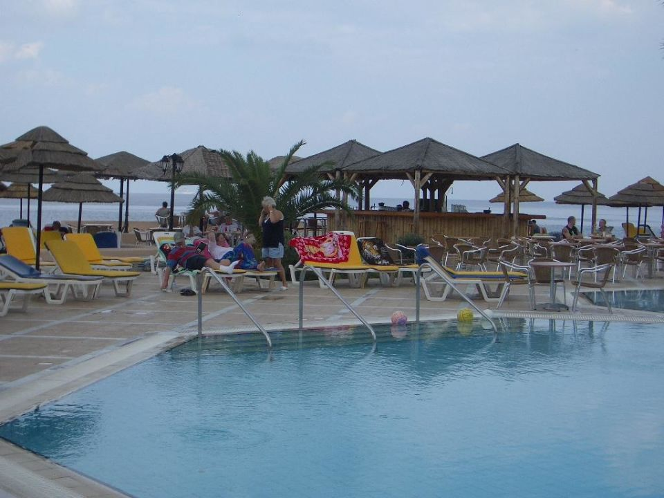 Pool Bar Avra Beach Resort Hotel & Bungalows