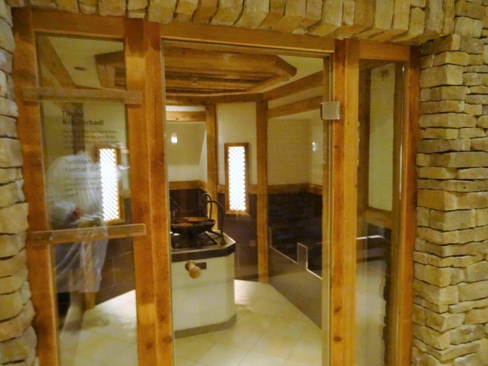 Krautersauna Grand Tirolia Hotel Kitzbuhel Curio Collection By