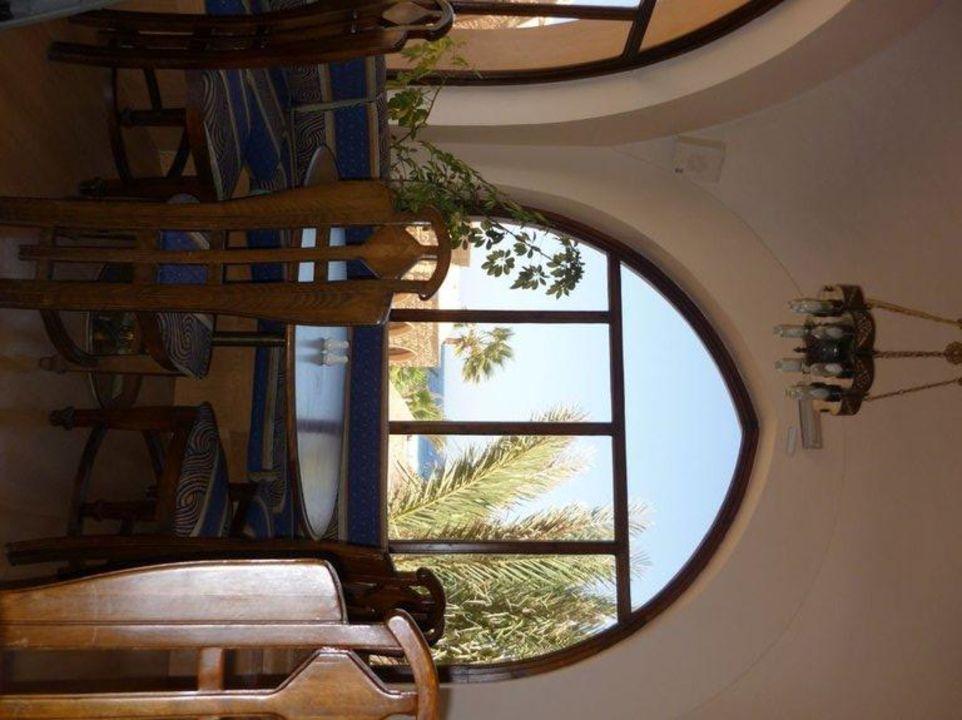 Restaurant mit Ausblick Mövenpick Resort El Quseir