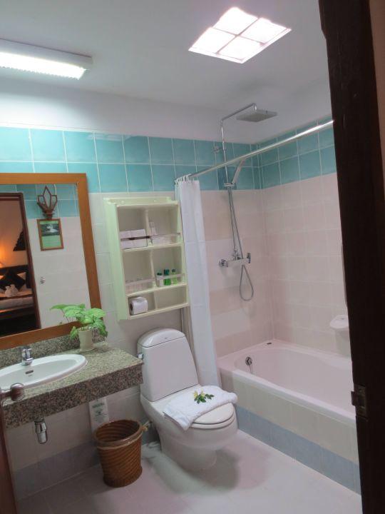 Badezimmer Es Gibt Bereits Renovierte Bader Hotel Banana Fan Sea
